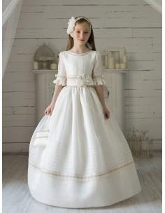Vestido comunión k198