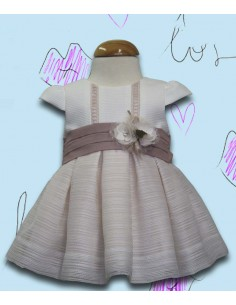 Vestido Bebe Ceremonia